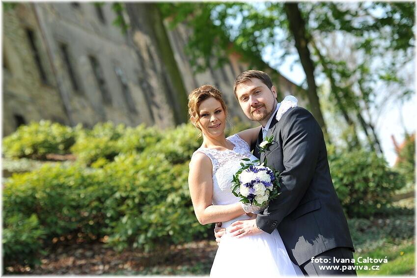 Svatba Buštěhrad