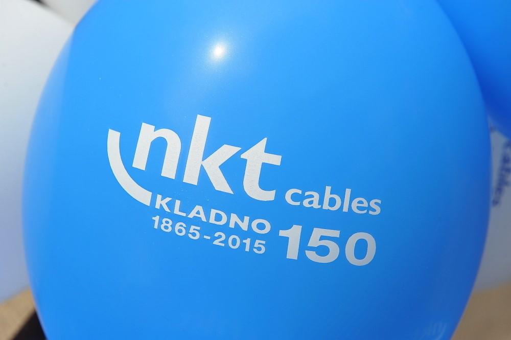 Firemní akce – výročí NKT